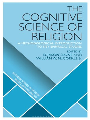 cover image of The Cognitive Science of Religion