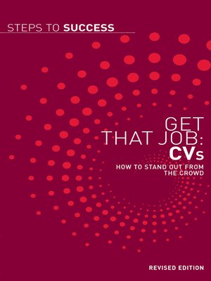cover image of Get That Job