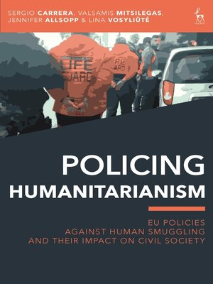 cover image of Policing Humanitarianism