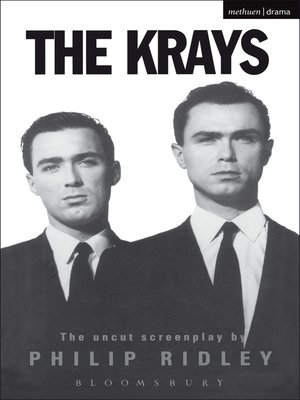 cover image of The Krays