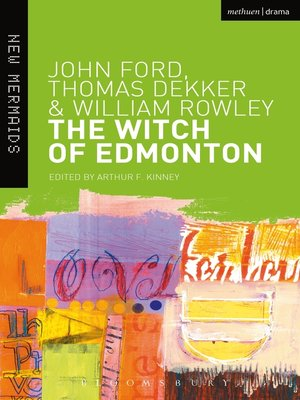 cover image of The Witch of Edmonton