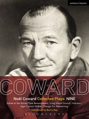 cover image of Coward Plays