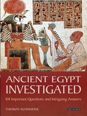 cover image of Ancient Egypt Investigated