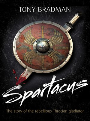 cover image of Spartacus