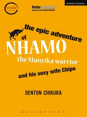 cover image of The Epic Adventure of Nhamo the Manyika Warrior and his Sexy Wife Chipo