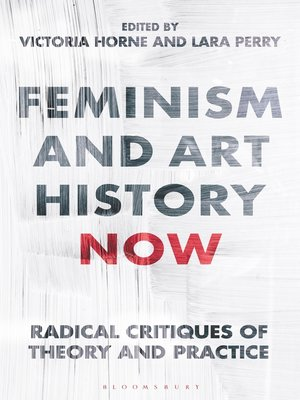 cover image of Feminism and Art History Now
