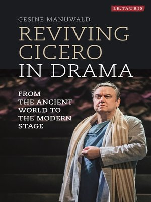cover image of Reviving Cicero in Drama