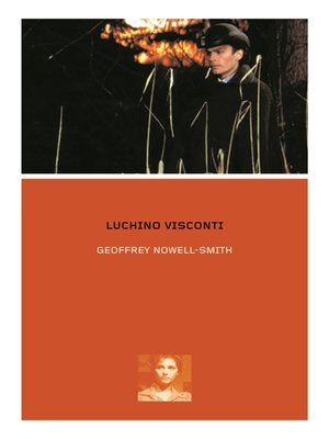 cover image of Luchino Visconti