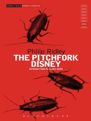 cover image of The Pitchfork Disney