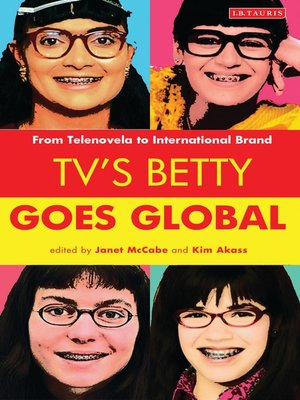 cover image of TV's Betty Goes Global