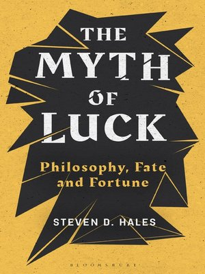 cover image of The Myth of Luck