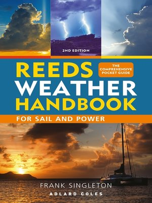 cover image of Reeds Weather Handbook