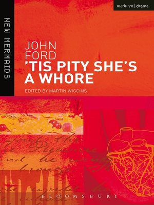 cover image of 'Tis Pity She's a Whore