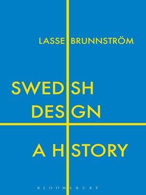 cover image of Swedish Design
