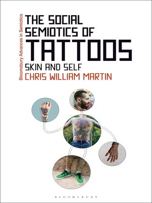 cover image of The Social Semiotics of Tattoos