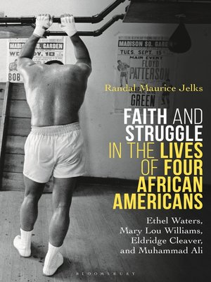 cover image of Faith and Struggle in the Lives of Four African Americans