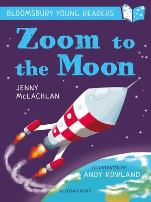 cover image of Zoom to the Moon