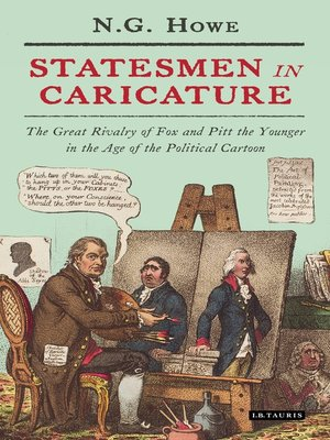 cover image of Statesmen in Caricature