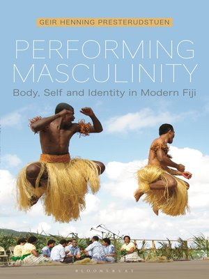 cover image of Performing Masculinity