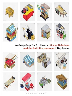 cover image of Anthropology for Architects