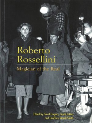 cover image of Roberto Rossellini