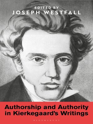 cover image of Authorship and Authority in Kierkegaard's Writings
