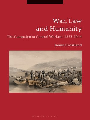cover image of War, Law and Humanity