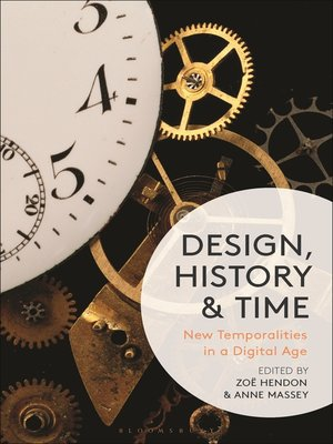 cover image of Design, History and Time