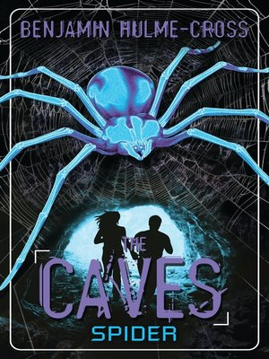cover image of Spider: The Caves 3