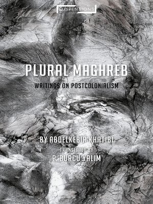 cover image of Plural Maghreb