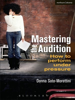 cover image of Mastering the Audition