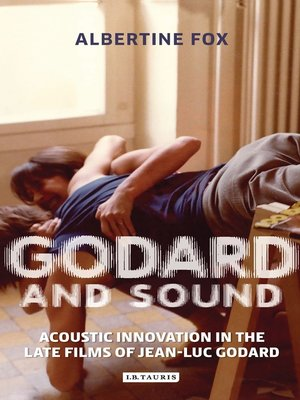 cover image of Godard and Sound