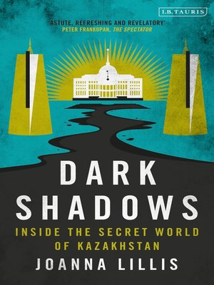 cover image of Dark Shadows