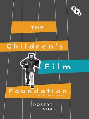 cover image of The Children's Film Foundation