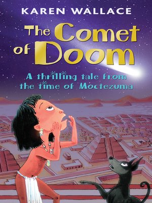 cover image of The Comet of Doom