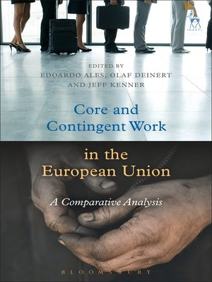 cover image of Core and Contingent Work in the European Union