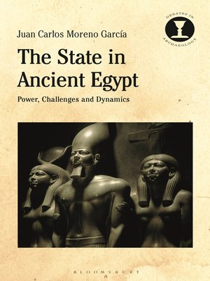 cover image of The State in Ancient Egypt
