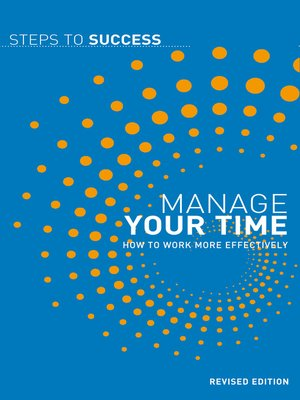 cover image of Manage Your Time