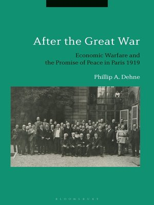 cover image of After the Great War