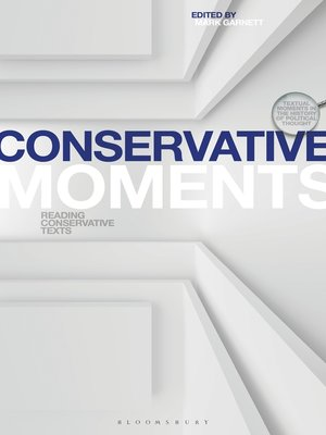 cover image of Conservative Moments