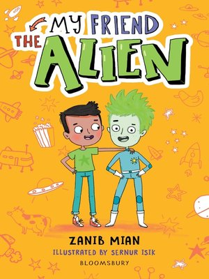 cover image of My Friend the Alien