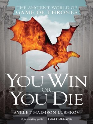 cover image of You Win or You Die