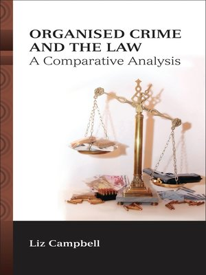 cover image of Organised Crime and the Law