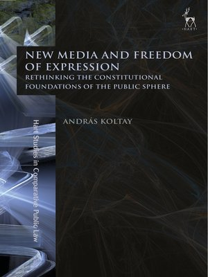 cover image of New Media and Freedom of Expression