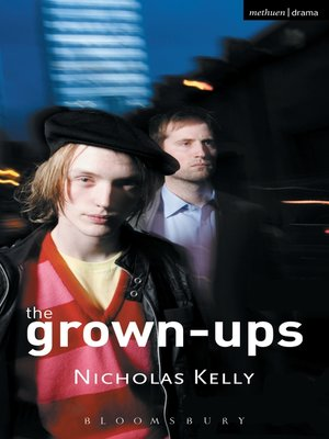cover image of The Grown-Ups