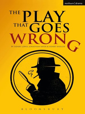 cover image of The Play That Goes Wrong