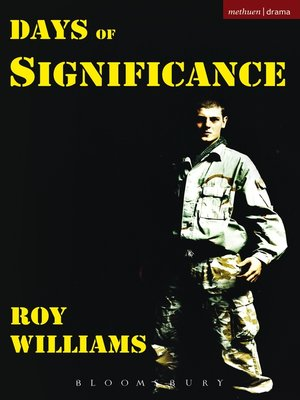 cover image of Days of Significance