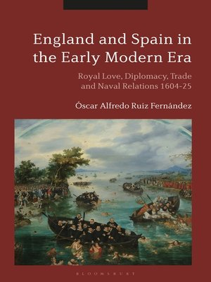 cover image of England and Spain in the Early Modern Era