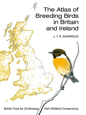 cover image of The Atlas of Breeding Birds in Britain and Ireland