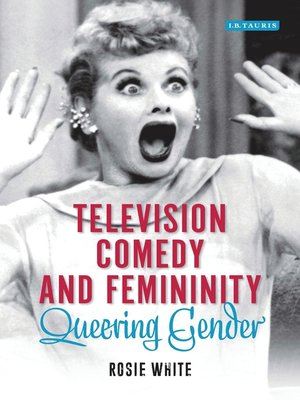 cover image of Television Comedy and Femininity